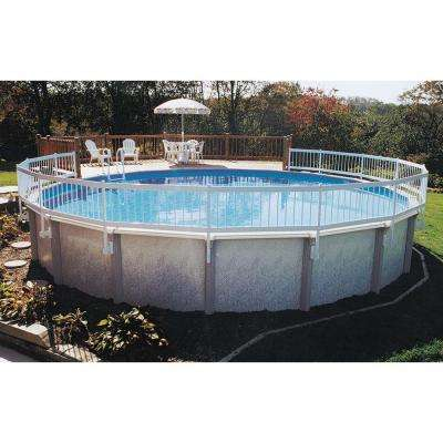 Above Ground Pool Fence Add-On Kit C (2 Sections)