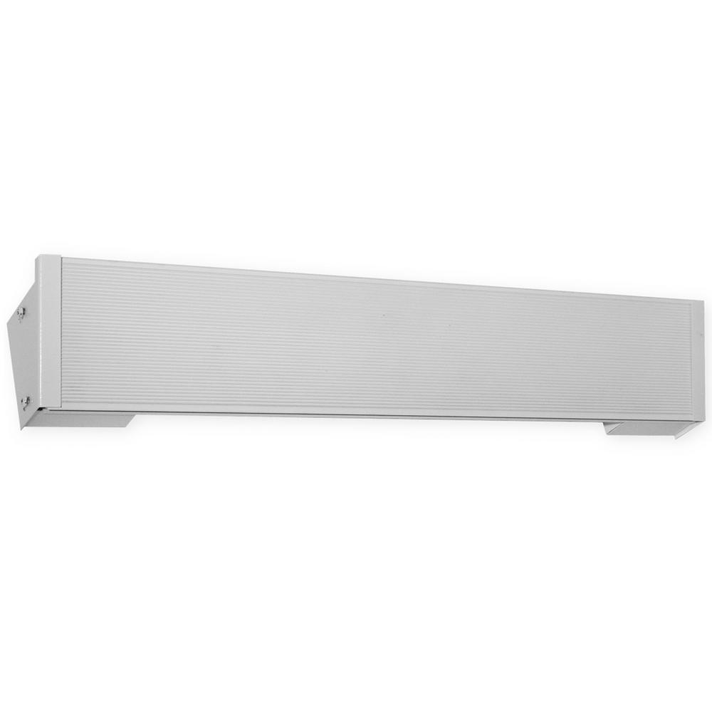 King Electric KCV 83 in. 240/208-Volt 935/701-Watt Cove Heater in White, Whites The King Electric KCV series cove heaters are the industry leaders in wall mounted radiant heaters. The cove heaters are mounted near the ceiling, eliminating furniture placement problems and any safety concerns regarding floor mounted baseboard heaters. Surface temperatures are lower than baseboard or fan heaters, producing a pleasant form of radiant heat. Color: Whites.