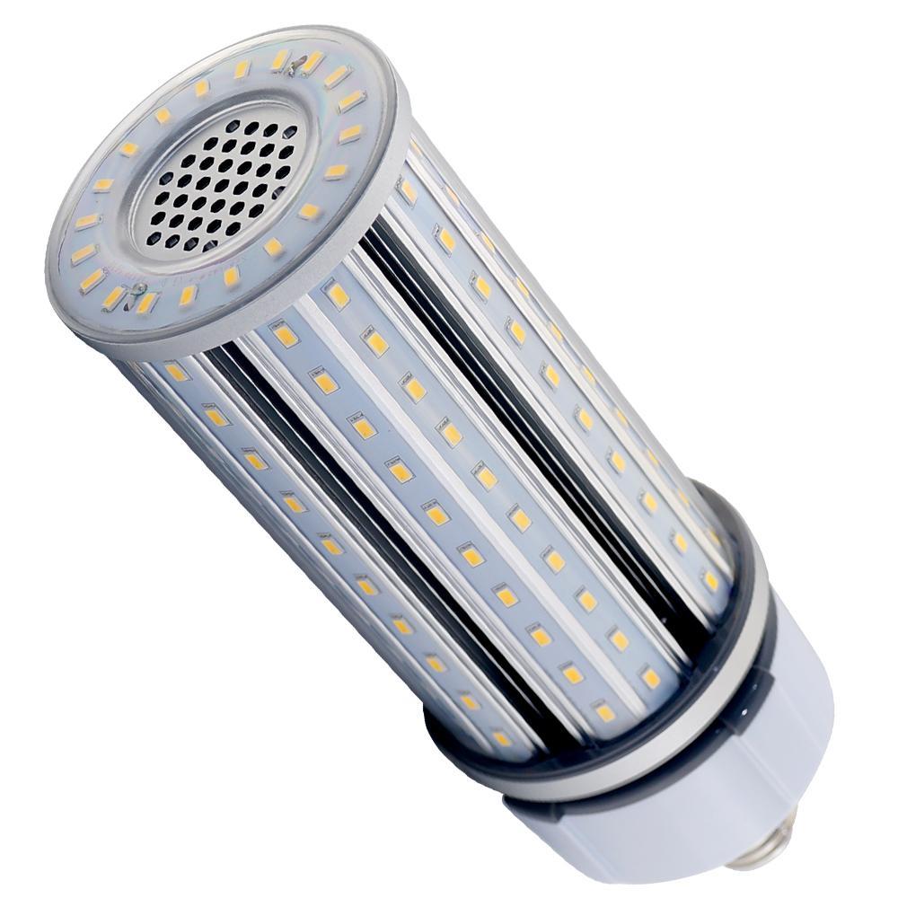 175-Watt Equivalent Corn Cob ED28 Non-Dimmable LED Light Bulb, Cool White