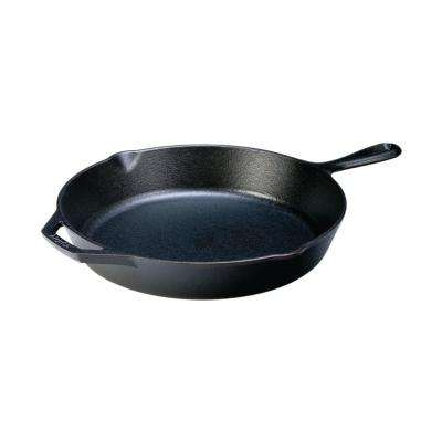 12 in. Cast Iron Skillet