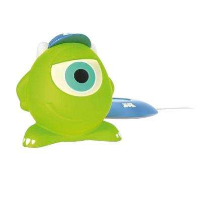Disney SoftPals Mike 7-Watt Equivalent Soft White LED Integrated Night Light