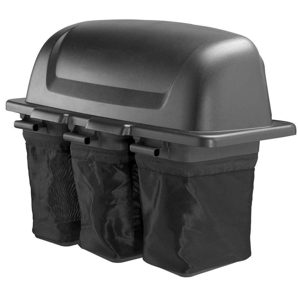 54 in. 3-Bin Soft Sided Bagger