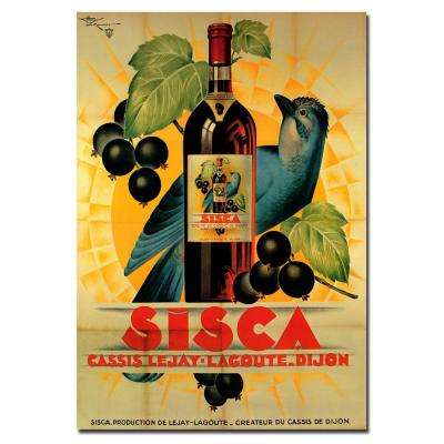 24 in. x 32 in. Sisca Canvas Art