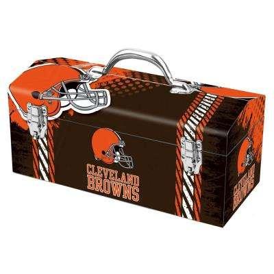 7.2 in. Cleveland Browns NFL Tool Box