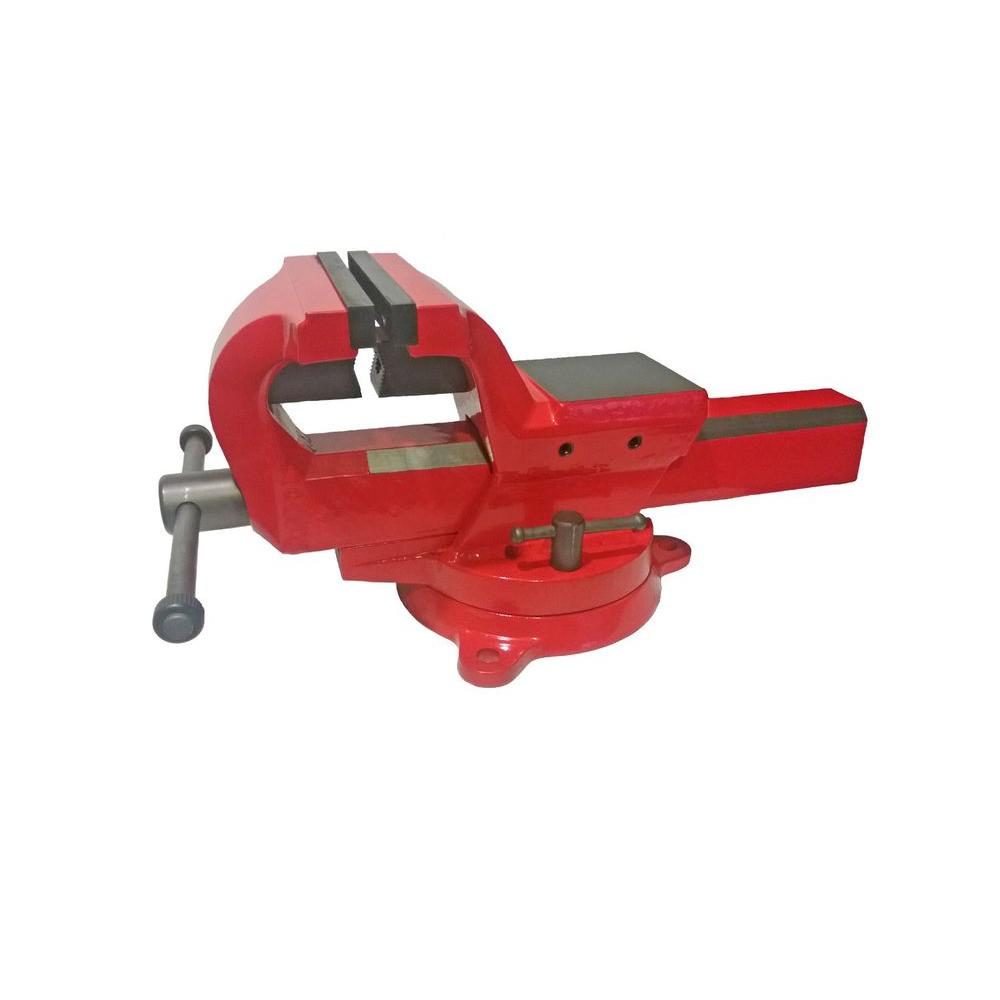 Yost 4 in. Forged Steel Vise