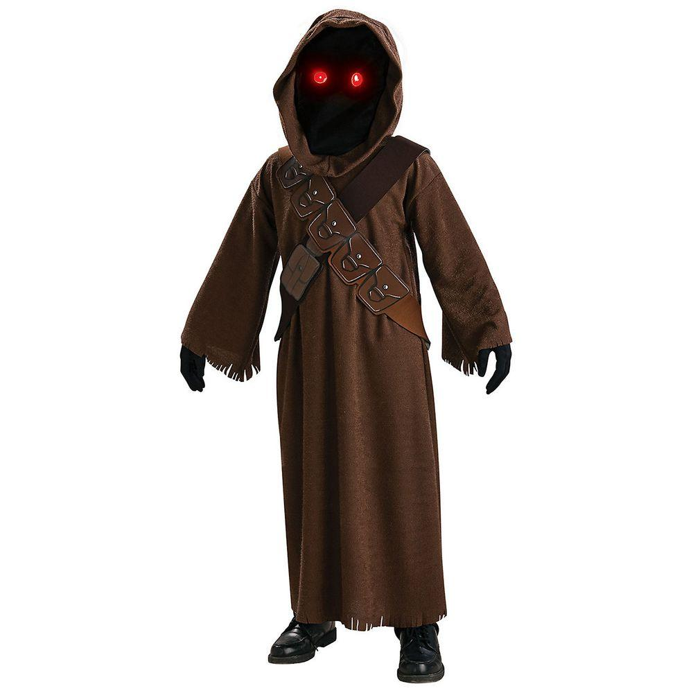 Star Wars Halloween Costumes.Rubie S Costumes Medium Boys Star Wars Jawa Costume