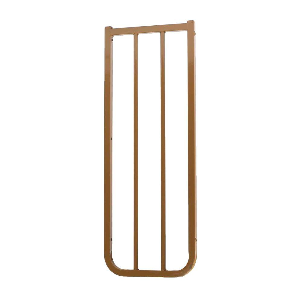 Cardinal Gates 10-1/2 in. Extension for Stairway Special Outdoor Safety Gate in Brown
