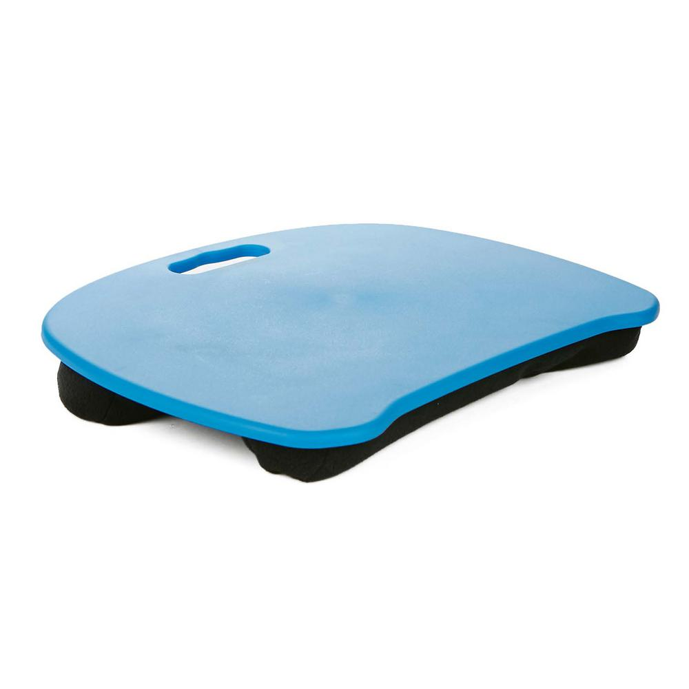 Built-in Cushion for Comfort Mind Reader Portable Laptop Lap Desk with Handle