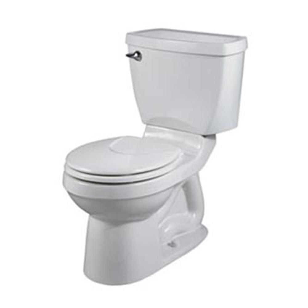 American Standard Champion 4 2-piece 1.6 GPF Round Toilet in White