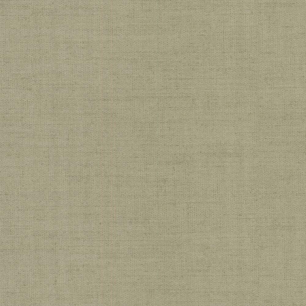 Poplin Neutral Woven Texture Wallpaper