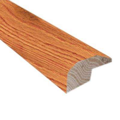 Oak Butterscotch 0.88 in. Thick x 2 in. Wide x 78 in. Length Carpet Reducer/Baby Threshold Molding