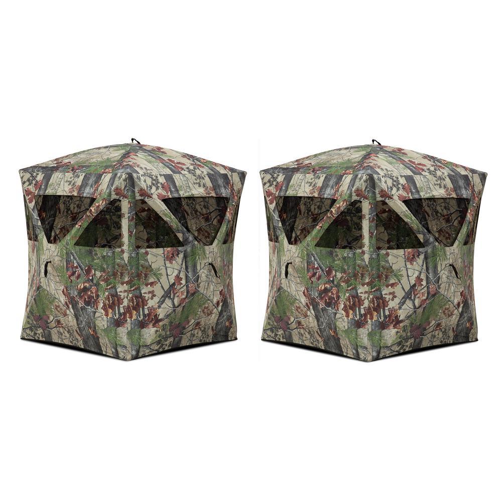 Barronett Blinds Radar Backwood Lightweight Pop Up Hunting