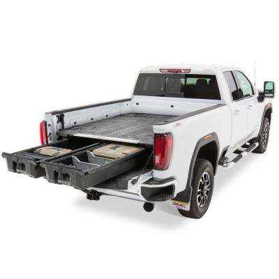 Decked Truck Tool Boxes Truck Accessories The Home Depot