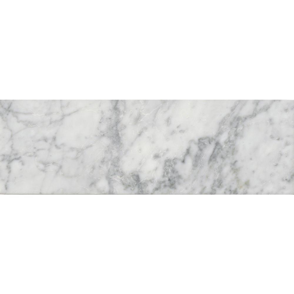 Msi Arabeo Carrara 4 In X 12