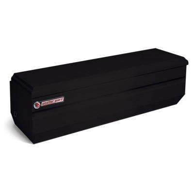 62 in. All-Purpose Steel Chest in Black