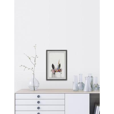 """24 in. H x 16 in. W Unicorn's Crown"""" by Marmont Hill Framed Wall Art"""