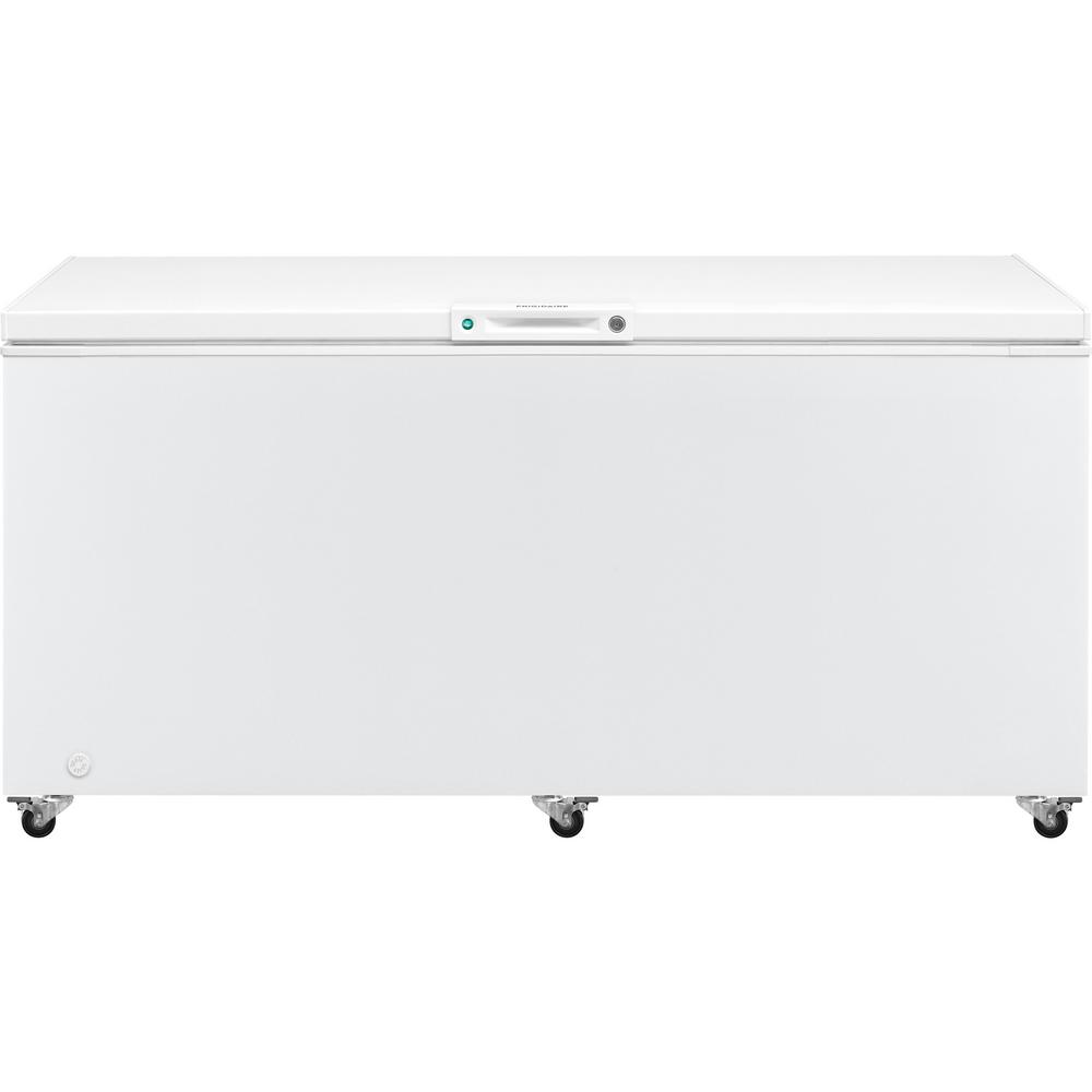 Frigidaire 24.8 cu. ft. Chest Freezer in White