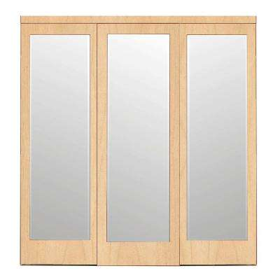 Wood 96 X 80 Sliding Doors Interior Closet Doors The Home