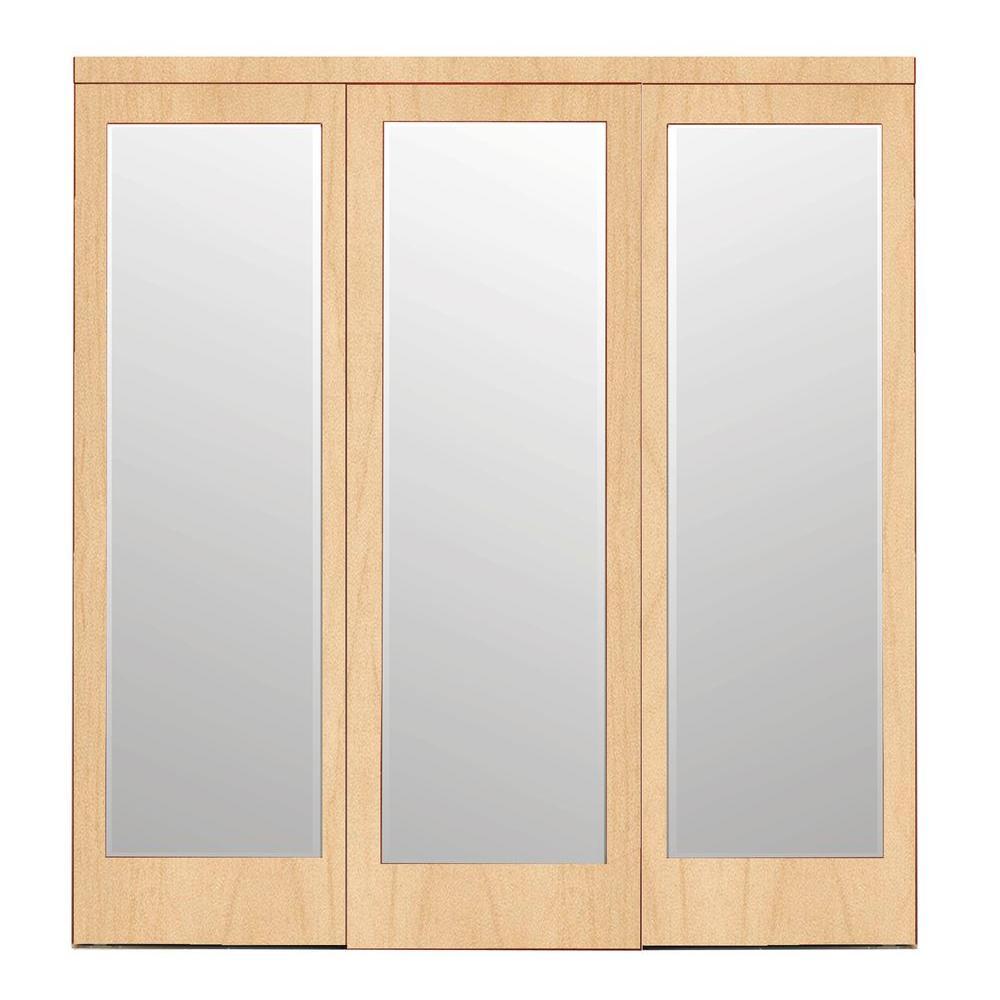 Universalreversible 108 Impact Plus Interior Closet Doors