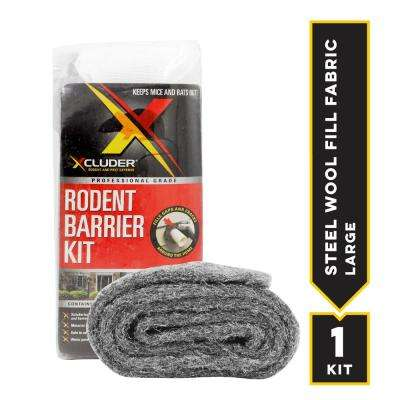 Rodent and Pest Control Fill Fabric Large Kit