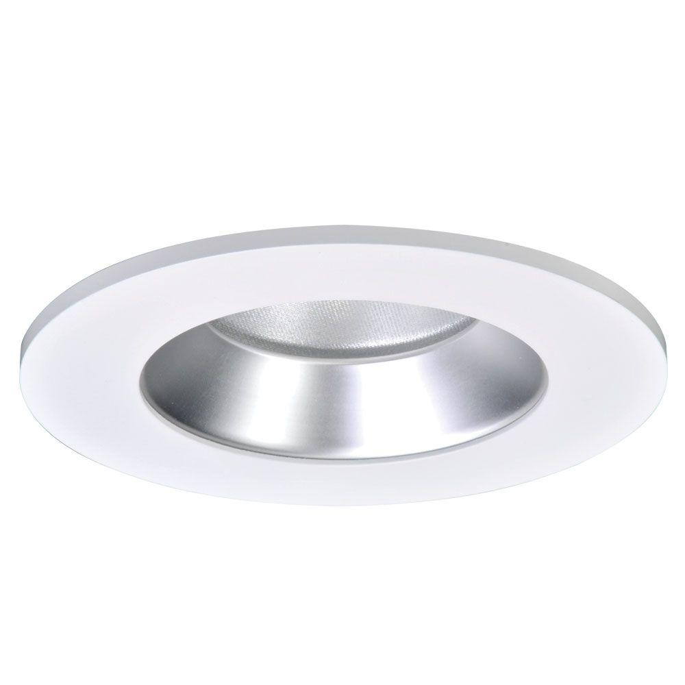 Halo 4 in haze recessed ceiling light led reflector with white haze recessed ceiling light led reflector with white trim arubaitofo Image collections