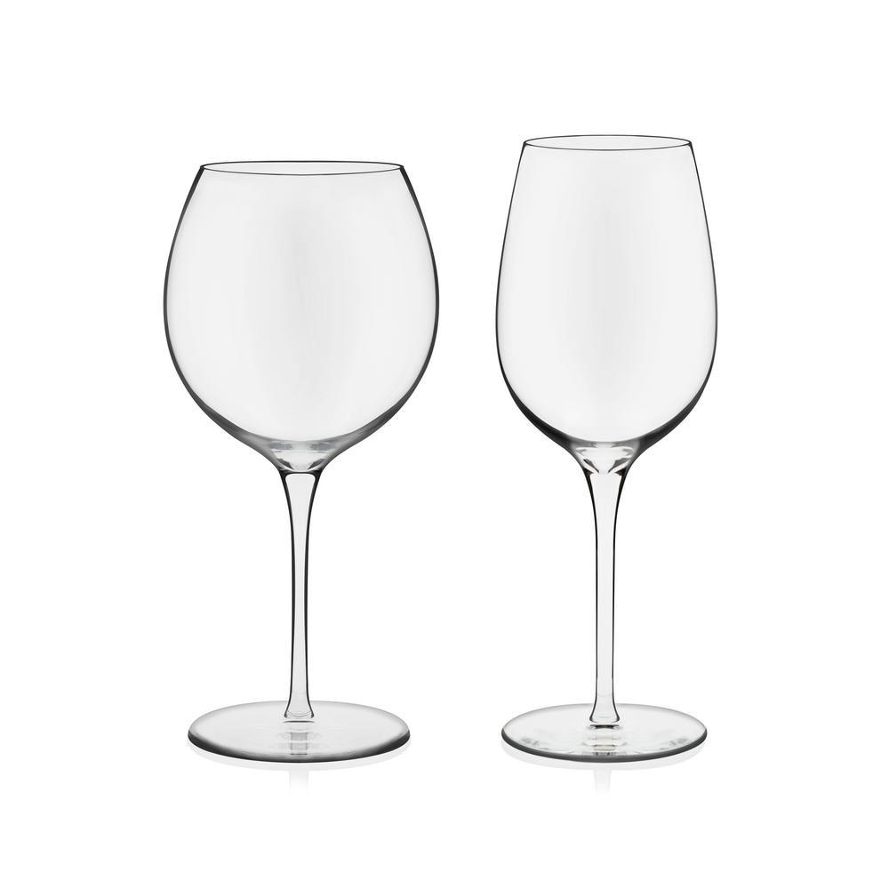 Signature Kentfield 12-piece Wine Glass Party Set