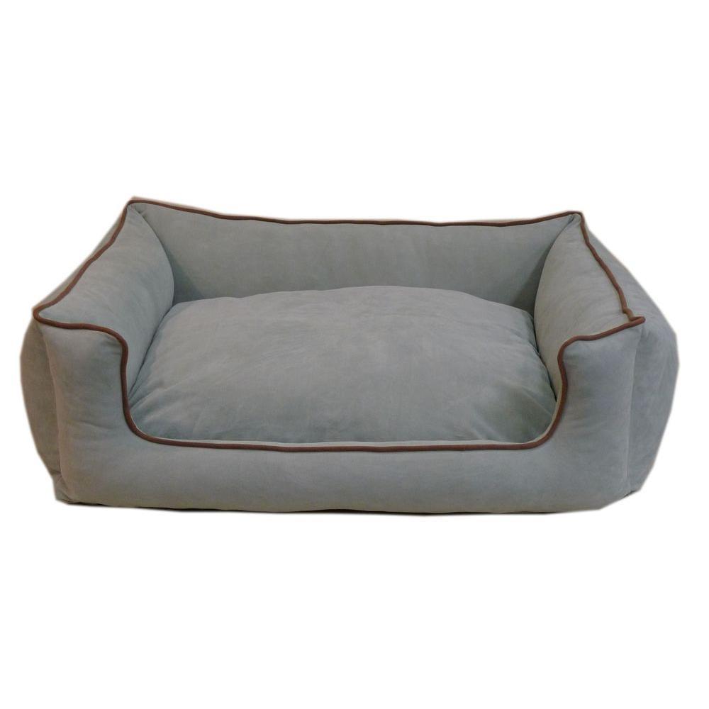 null Medium Spa Blue Low Profile Kuddle Lounge