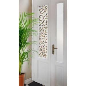 Artscape 12 In X 83 In Cascade Sidelight Decorative