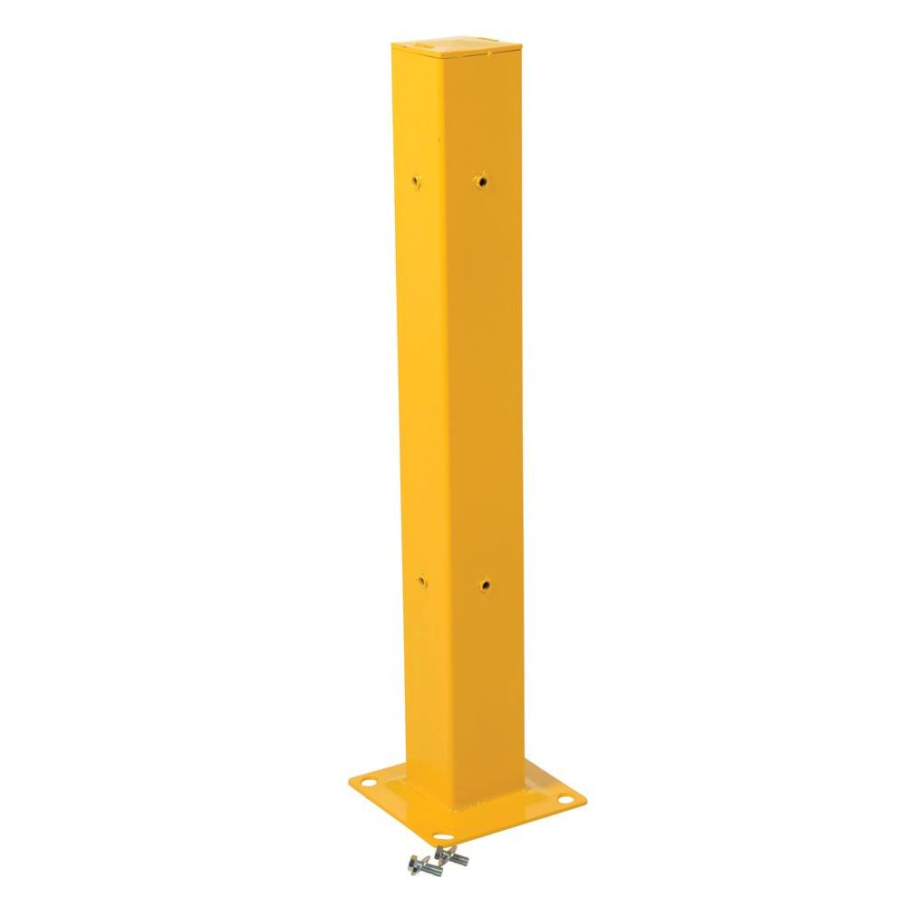 Vestil 42 In. Guard Rail System Tubular Post-GR-TP42