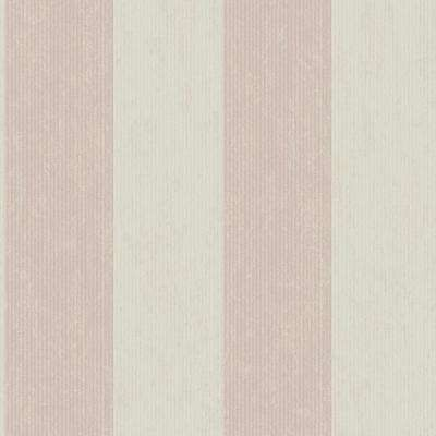 Empress Mercury Stripe Rose Gold Removable Wallpaper Sample