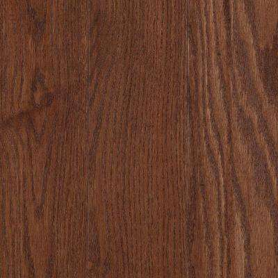 Take Home Sample - Yorkville Gingersnap Oak Solid Hardwood Flooring - 5 in. x 7 in.