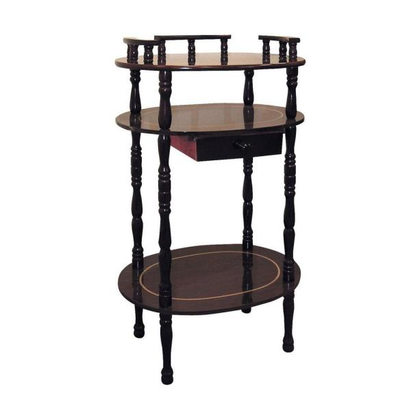 Brown Indoor Plant Stand JW-106