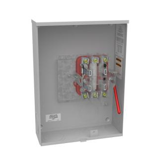 Milbank 200 Amp 4 Terminal Ringless Underground Lever Bypass Meter Socket R4721 O Bl The Home Depot
