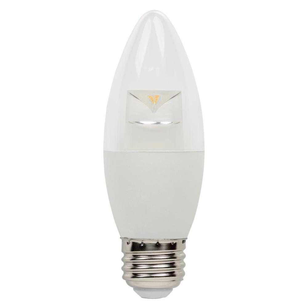 60-Watt Equivalent Soft White B13 Dimmable LED Light Bulb