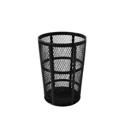 Portable 45 Gal. Black Diamond Commercial Trash Can