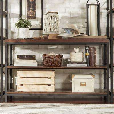 Touchard Brown Console Table