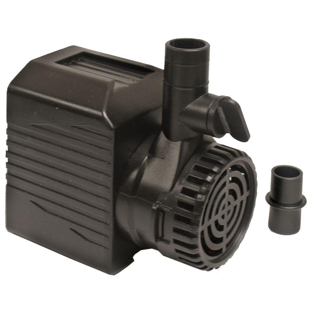 Beckett 250 GPH Submersible Fountain Pump by Beckett