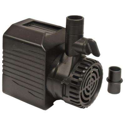 250 GPH Submersible Fountain Pump