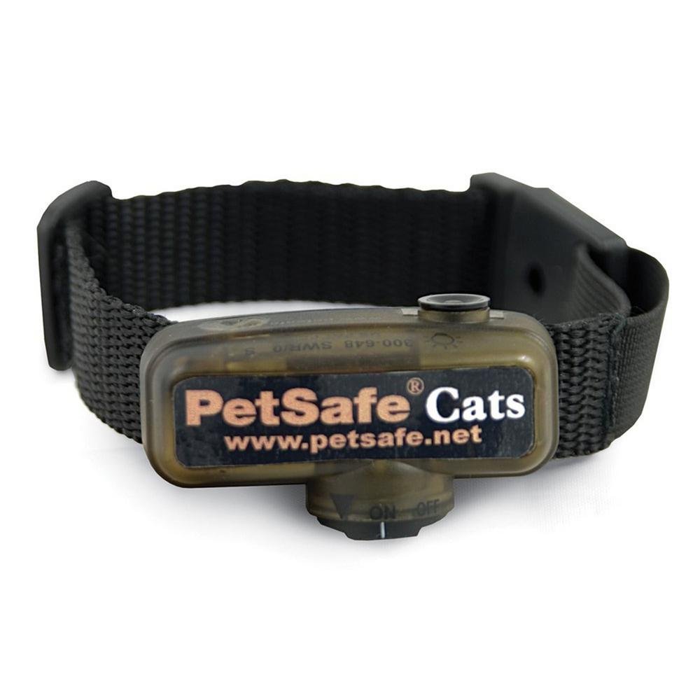 PetSafe Deluxe In-Ground Cat Fence Collar Receiver-PCF-275-19 - The ...