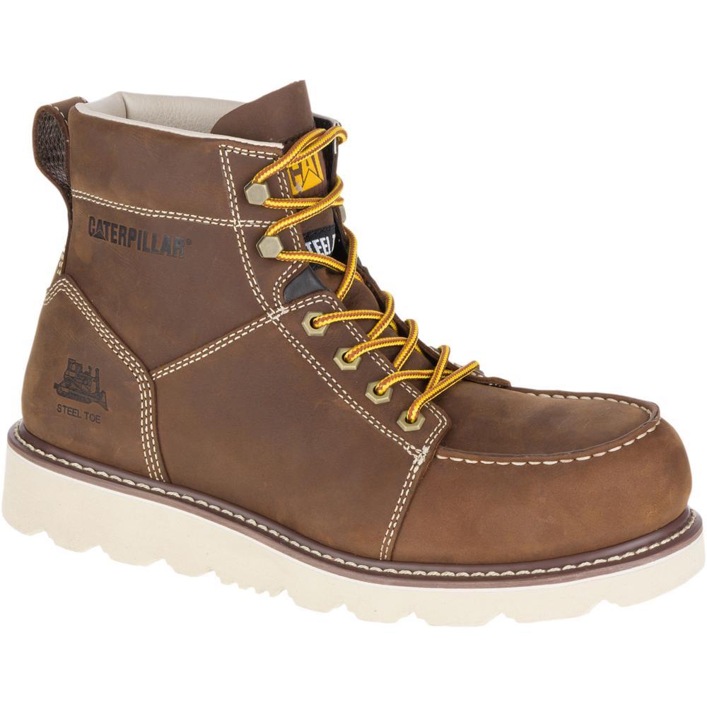 ba8db940bec7 CAT Footwear Echo Women's Size 9-1/2W Marlin Waterproof Steel Toe ...