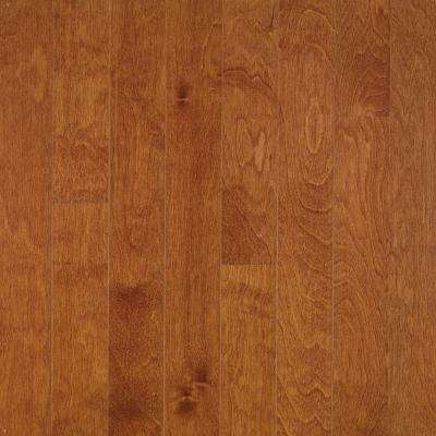 Take Home Sample - Town Hall Exotics Birch Derby Engineered Hardwood Flooring - 5 in. x 7 in.