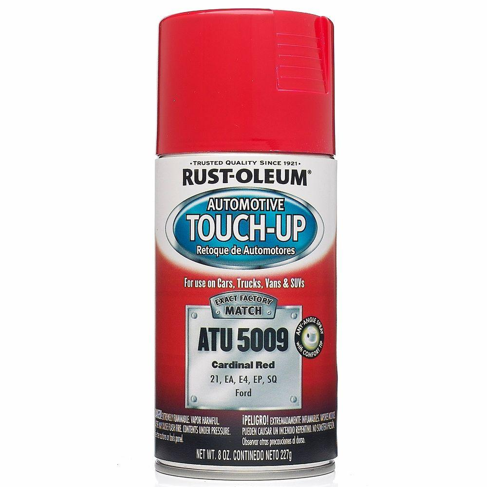 Rust-Oleum Automotive 8 oz. Cardinal Red Auto Touch-Up Spray (6-Pack)