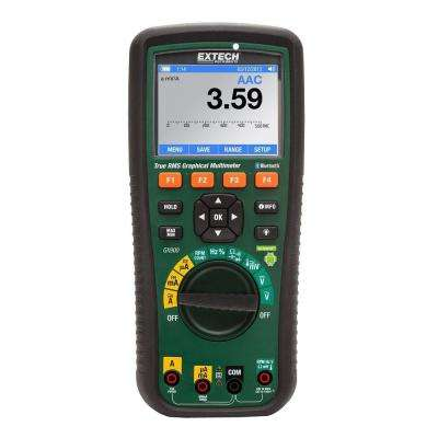 True RMS Graphical MultiMeter with Bluetooth
