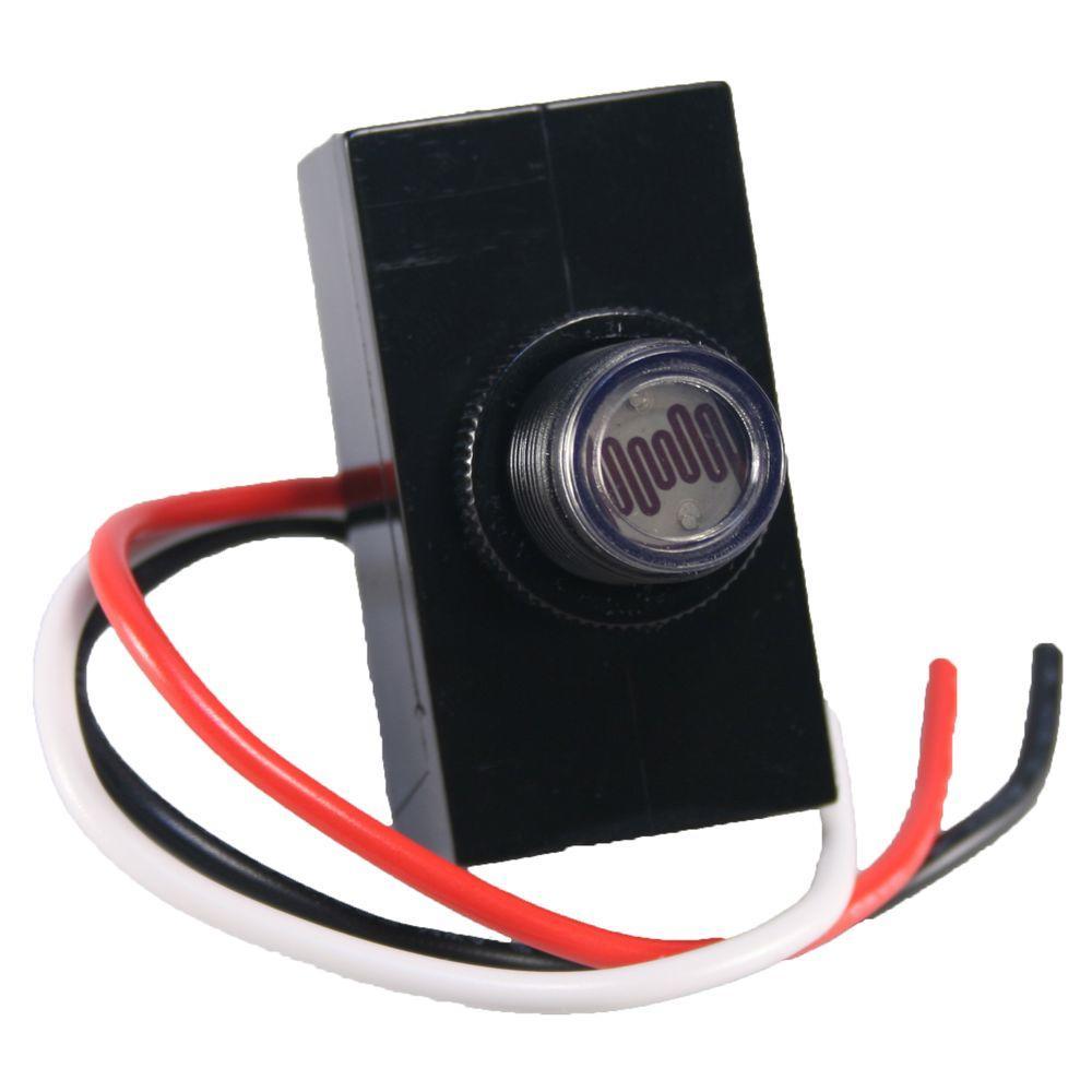 1,800-Watt Post Mount Button Photocell