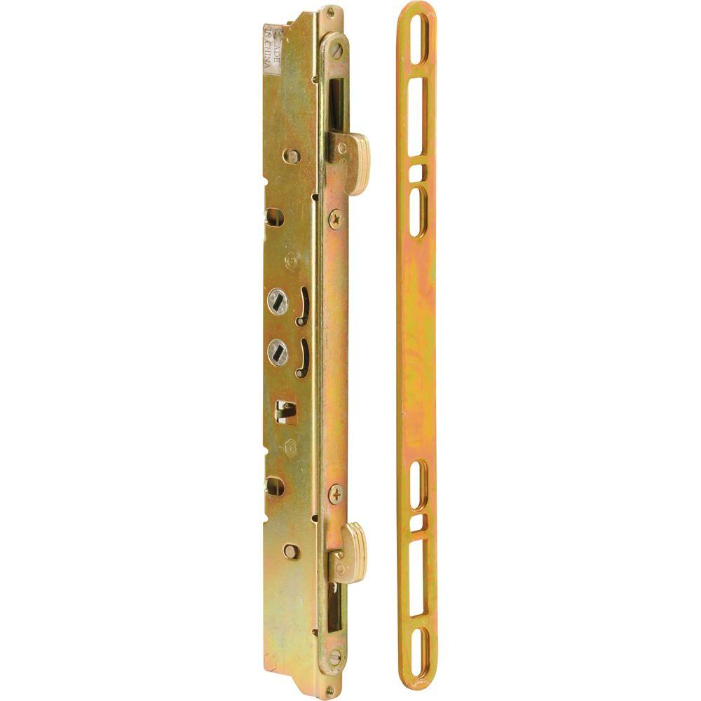 Prime-Line Multi-Point Mortise Lock and Keeper, 9-7/8 in., Hc