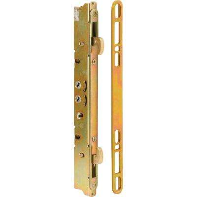 Multi-Point Mortise Lock and Keeper, 9-7/8 in., Hc