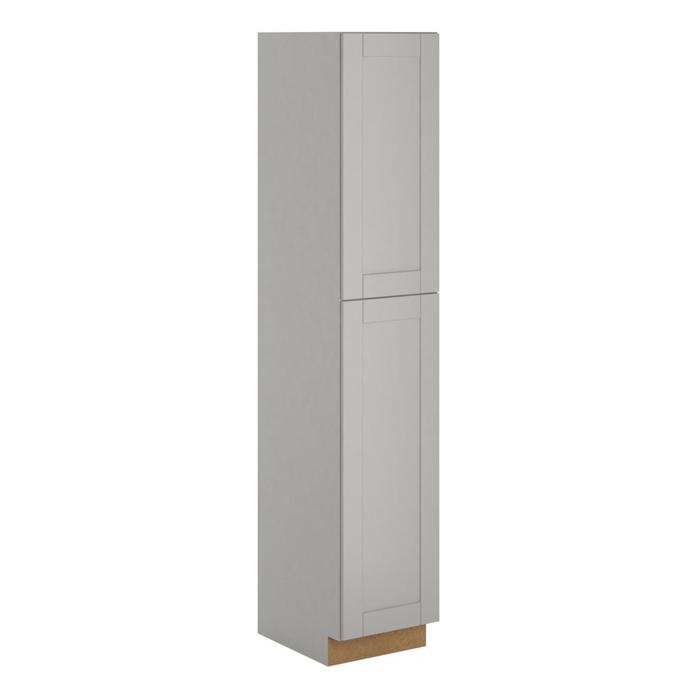 Princeton Assembled 18 x 96 x 24 in. Pantry/Utility in Warm