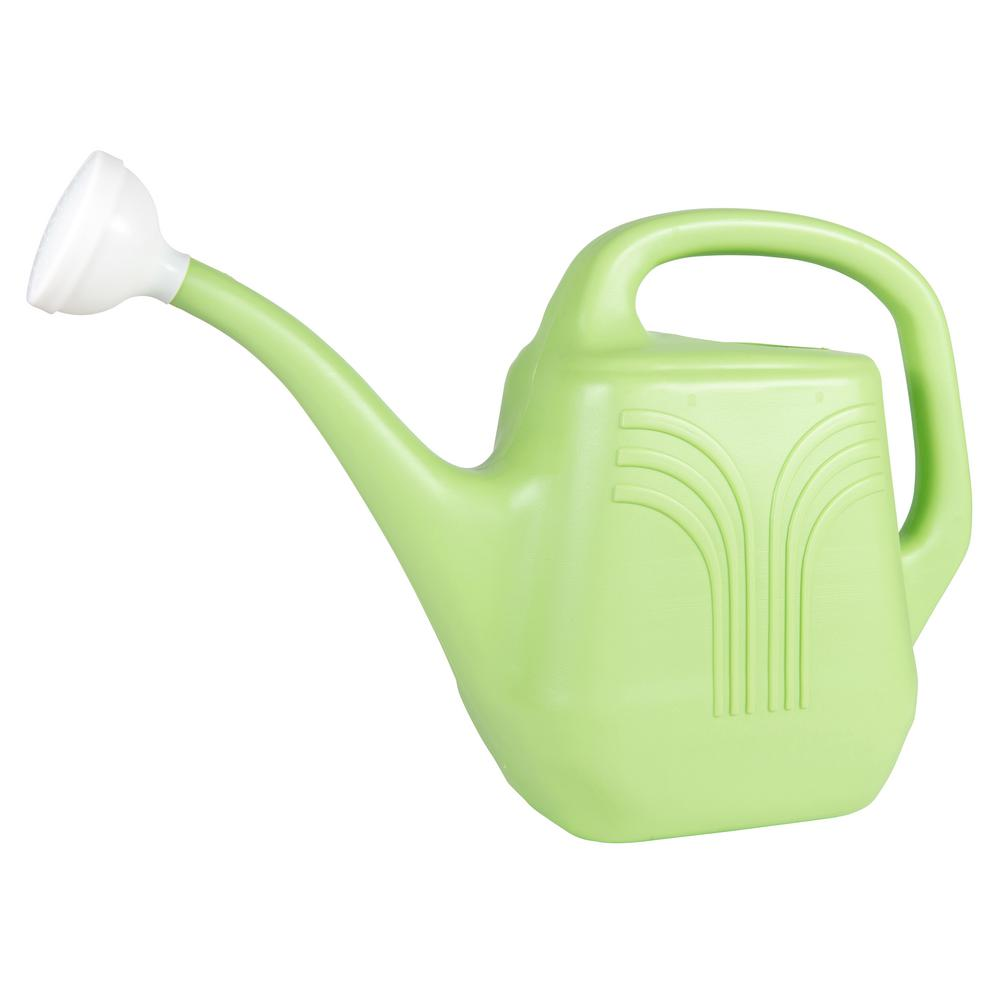 2 Gallon Honey Dew Watering Can Plastic Classic