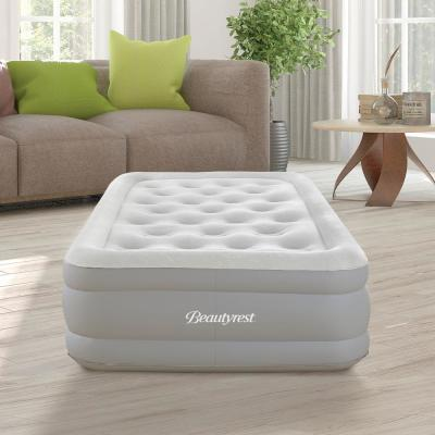 Sky Rise 14in. Twin Air Mattress with Pump Included