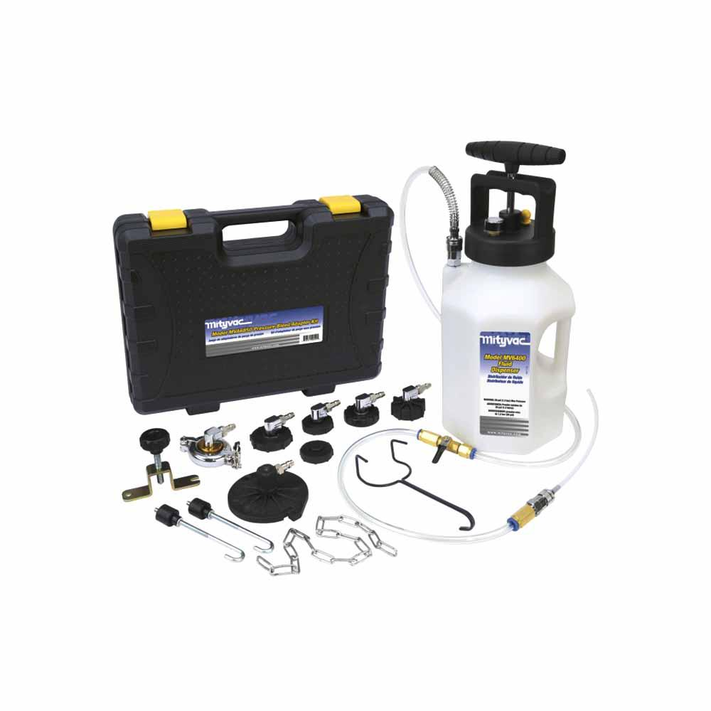 Mityvac - Pressure Bleed System